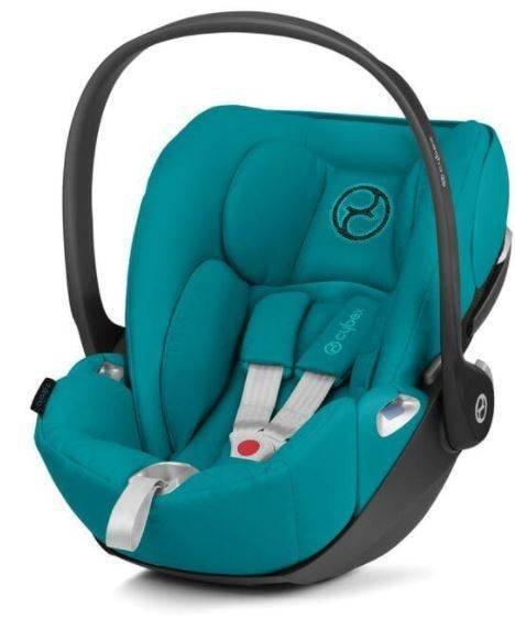 Cybex Cloud Z I-Size River Blue Bērnu autosēdeklis 0-13 kg