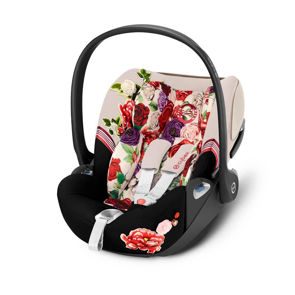 Cybex Cloud Z I-Size Spring Blossom Light Bērnu autosēdeklis 0-13 kg