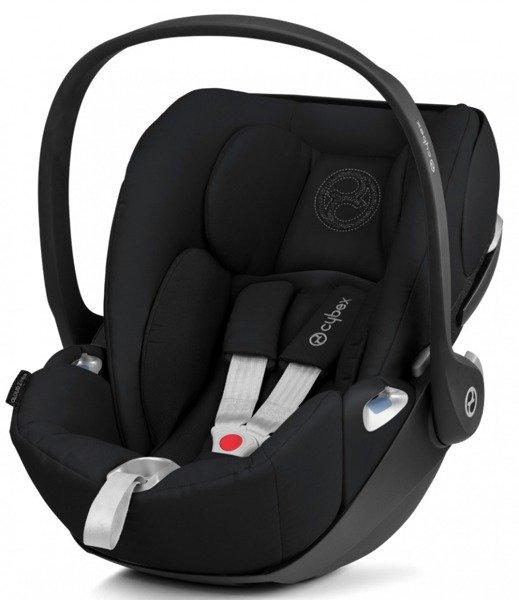 Cybex Cloud Z I-Size Stardust Black Bērnu autosēdeklis 0-13 kg