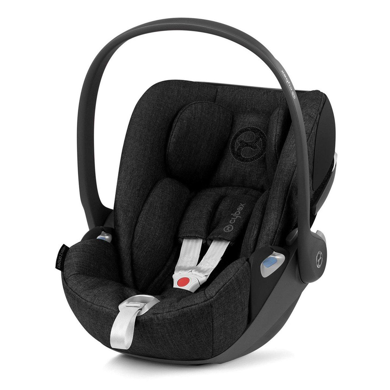 Cybex Cloud Z I-Size Stardust Black Plus Bērnu autosēdeklis 0-13 kg