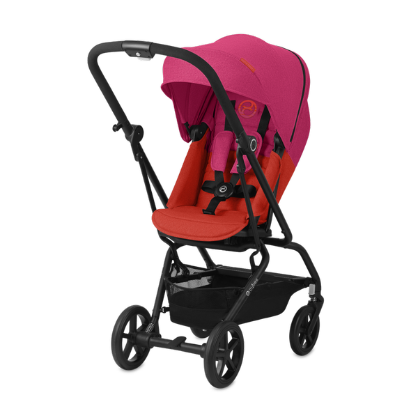 Cybex Eezy S Twist Plus Fancy Pink Sporta rati