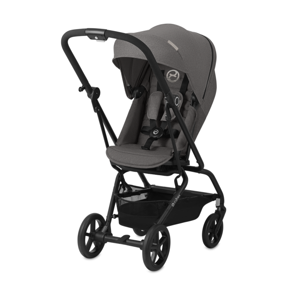 Cybex Eezy S Twist Plus Manhattan Grey Sporta rati
