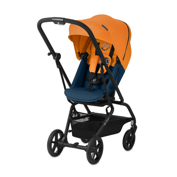 Cybex Eezy S Twist Plus Tropical Blue Sporta rati