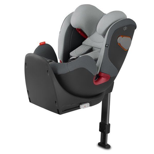 Cybex GB GoodBaby Convy-Fix London Grey Bērnu autosēdeklis 0-25 kg