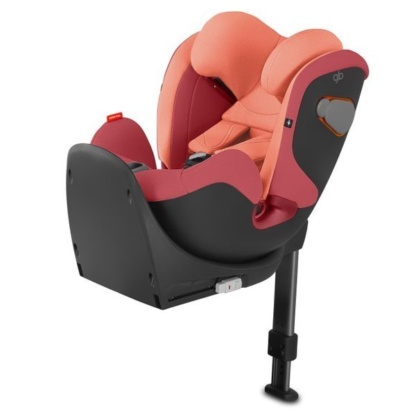 Cybex GB GoodBaby Convy-Fix Rose Red Bērnu autosēdeklis 0-25 kg