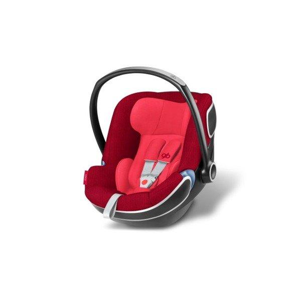 Cybex GB GoodBaby Idan Cherry Red Bērnu autosēdeklis 0-13 kg