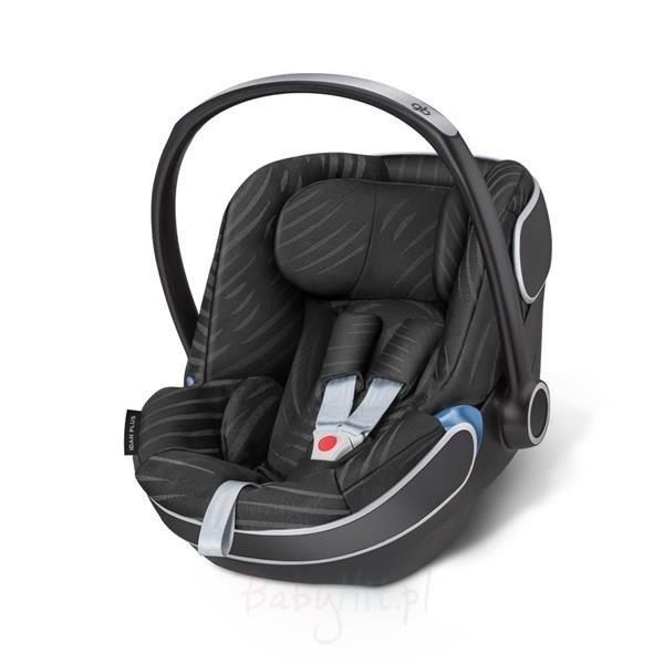 Cybex GB GoodBaby Idan Lux Black Bērnu autosēdeklis 0-13 kg
