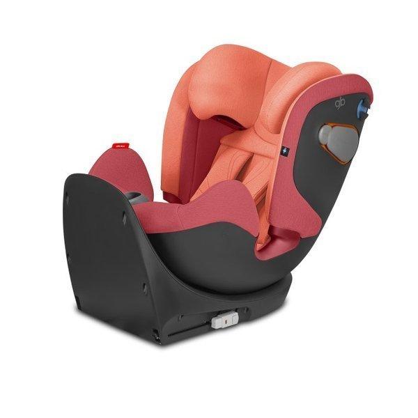 Cybex GB GoodBaby Uni-All Rose Red Bērnu autosēdeklis 0-36 kg