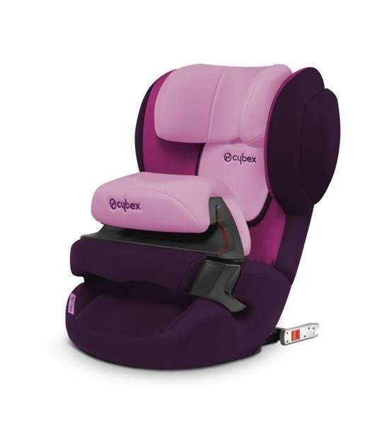 Cybex Juno 2-Fix Purple Rain Bērnu autosēdeklis 9-18 kg