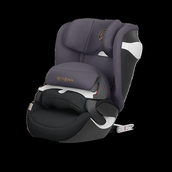 Cybex Juno M-Fix Premium Black Bērnu autosēdeklis 9-18 kg