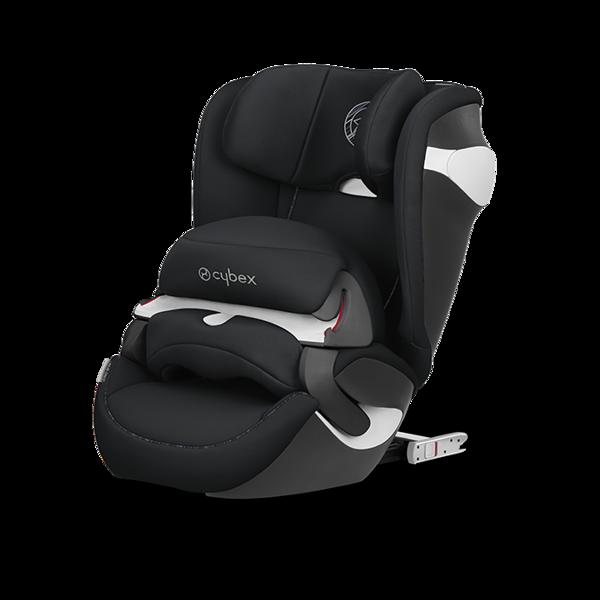 Cybex Juno M-Fix Urban Black Bērnu autosēdeklis 9-18 kg