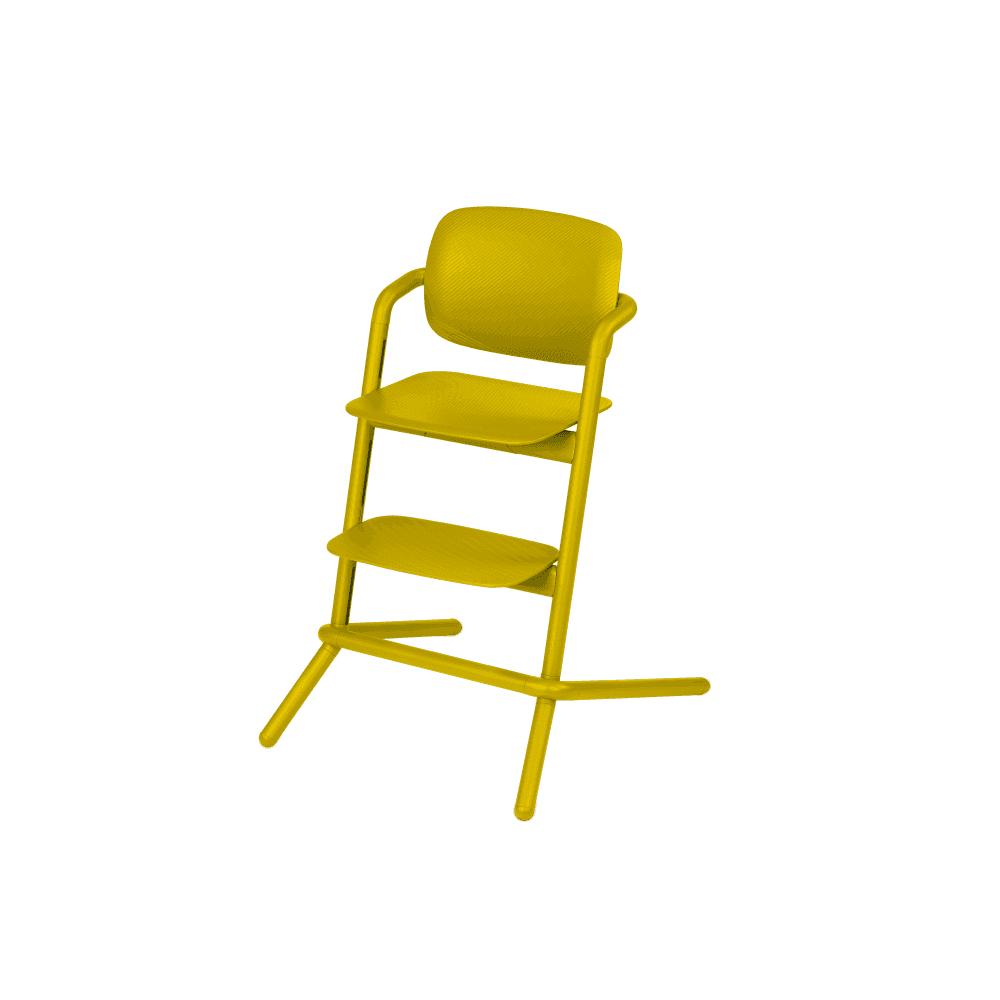 Cybex Lemo Aluminium Canary yellow Barošanas krēsliņš
