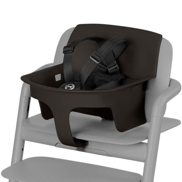 Cybex Lemo Baby Set Infinity black Ieliktnis krēslam Cybex Lemo