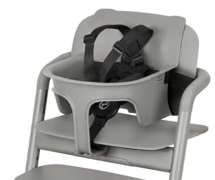 Cybex Lemo Baby Set Storm Grey Ieliktnis krēslam Cybex Lemo