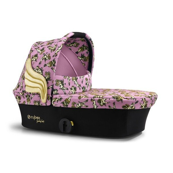 Cybex Mios Fashion Edition Cherub Pink by Jeremy Scott Ratu kulba