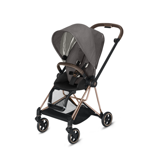Cybex Mios Manhattan Grey Plus + Rose Gold Frame Sporta rati