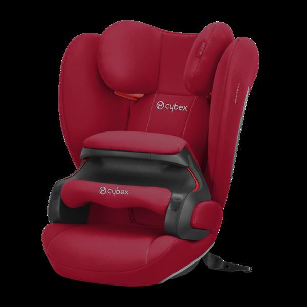 Cybex Pallas B-Fix Dynamic Red Bērnu autosēdeklis 9-36 kg