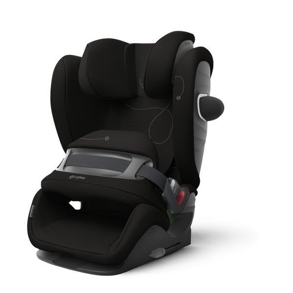 Cybex Pallas G I-Size Deep Black Bērnu autosēdeklis 9-50 kg