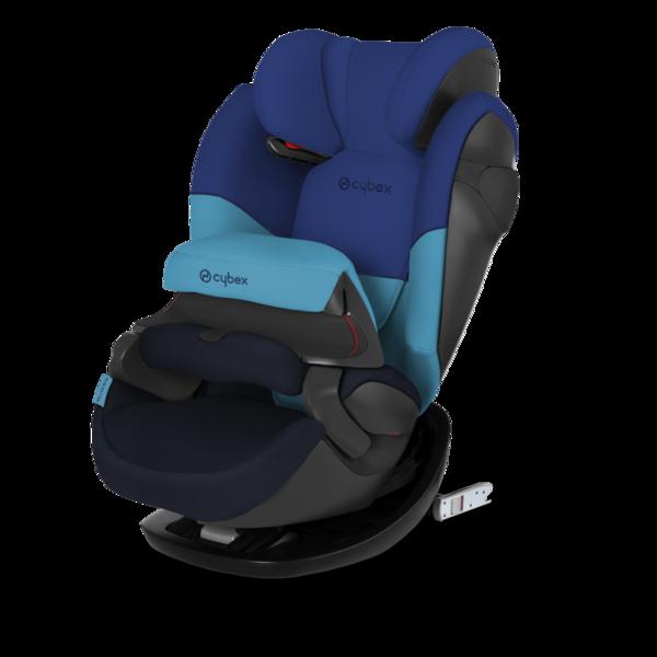 Cybex Pallas M-Fix Blue Moon Bērnu autosēdeklis 9-36 kg