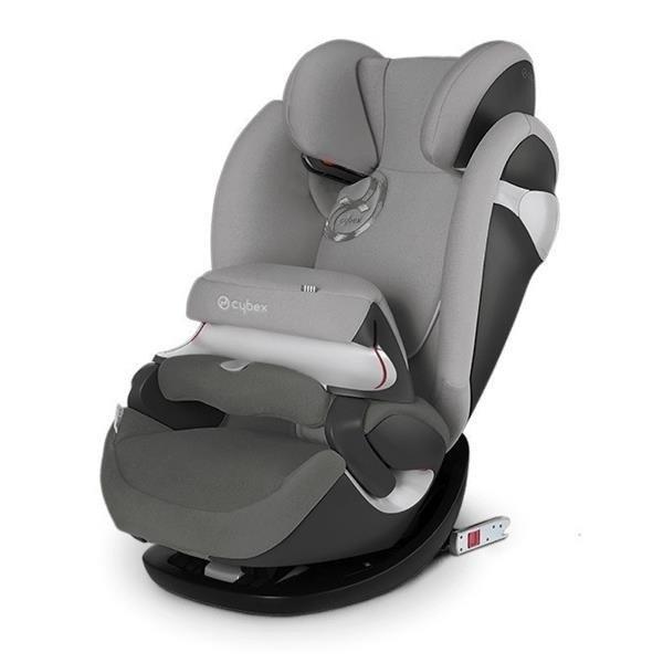 Cybex Pallas M-Fix Manhattan Grey Bērnu autosēdeklis 9-36 kg