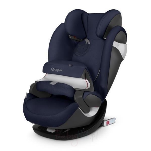 Cybex Pallas M-Fix Midnight Blue Bērnu autosēdeklis 9-36 kg