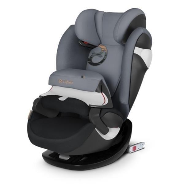 Cybex Pallas M-Fix Pepper Black Bērnu autosēdeklis 9-36 kg