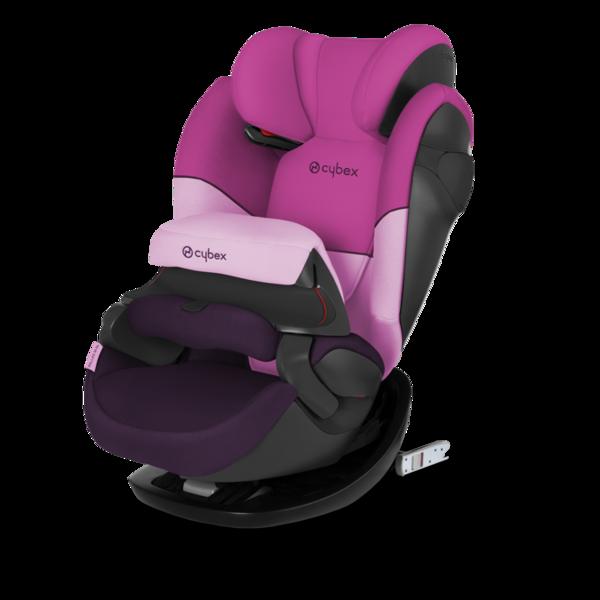 Cybex Pallas M-Fix Purple Rain Bērnu autosēdeklis 9-36 kg