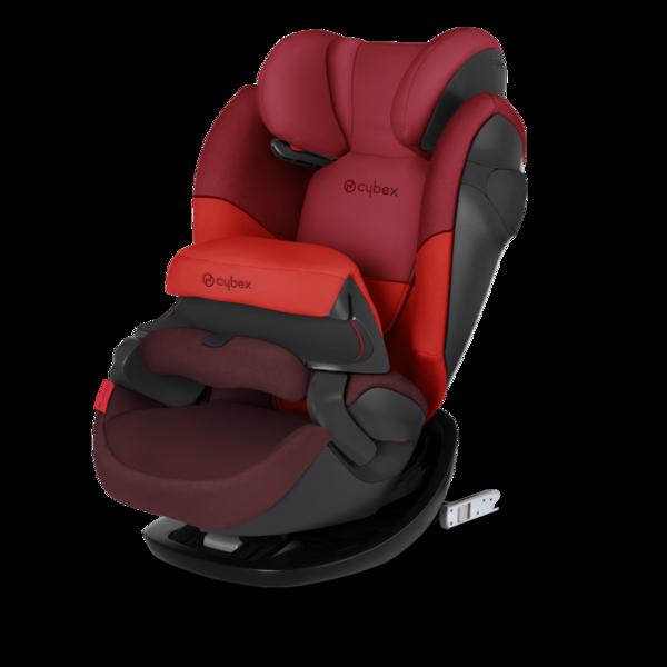 Cybex Pallas M-Fix Rumba Red Bērnu autosēdeklis 9-36 kg
