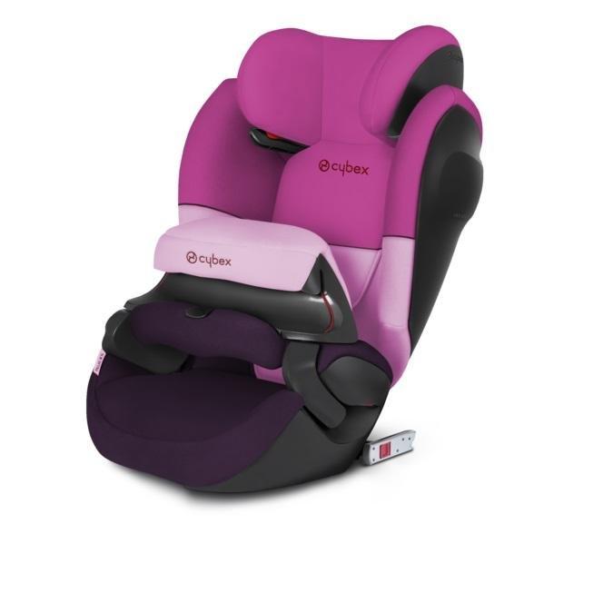 Cybex Pallas M-Fix SL Purple Rain Bērnu autosēdeklis 9-36 kg