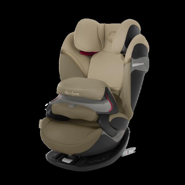 Cybex Pallas S-Fix Classic Beige Bērnu autosēdeklis 9-36 kg