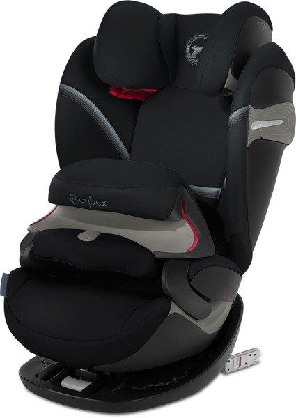 Cybex Pallas S-Fix Deep Black Bērnu autosēdeklis 9-36 kg