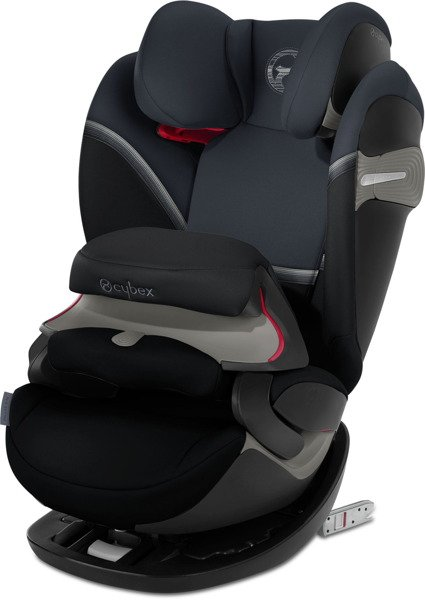 Cybex Pallas S-Fix Granite Black Bērnu autosēdeklis 9-36 kg