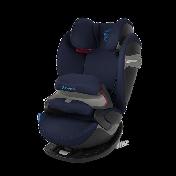 Cybex Pallas S-Fix Indigo Blue Bērnu autosēdeklis 9-36 kg