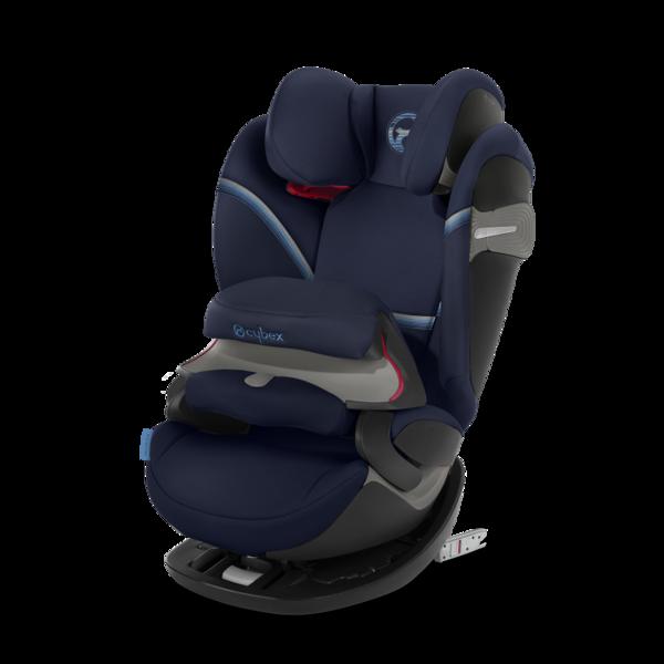 Cybex Pallas S-Fix Navy Blue Bērnu autosēdeklis 9-36 kg