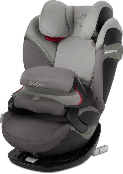 Cybex Pallas S-Fix Soho Grey Bērnu autosēdeklis 9-36 kg