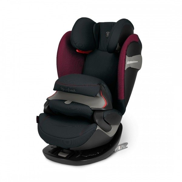 Cybex Pallas S-Fix Victory Black - Ferrari Bērnu autosēdeklis 9-36 kg