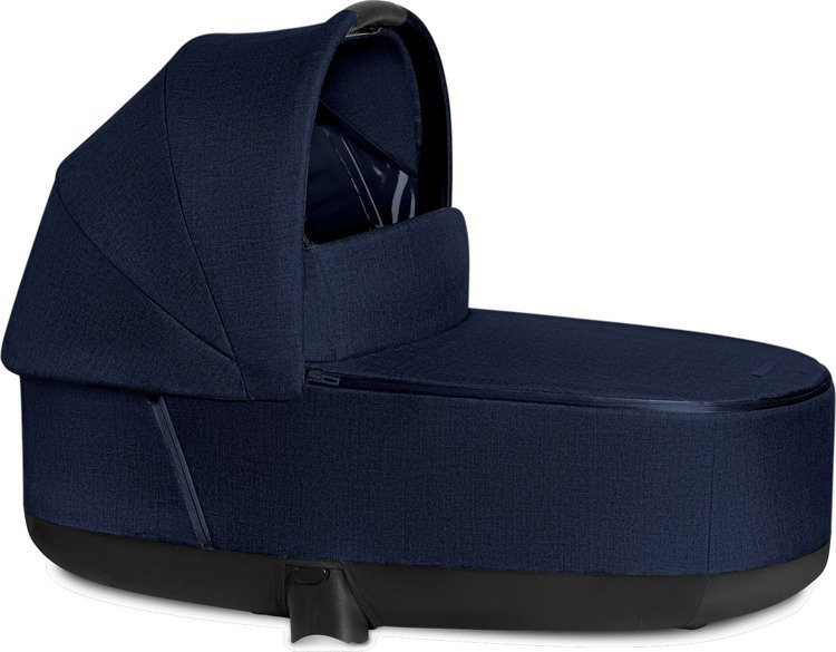 Cybex Priam e-Priam Lux Midnight Blue Plus Ratu kulba