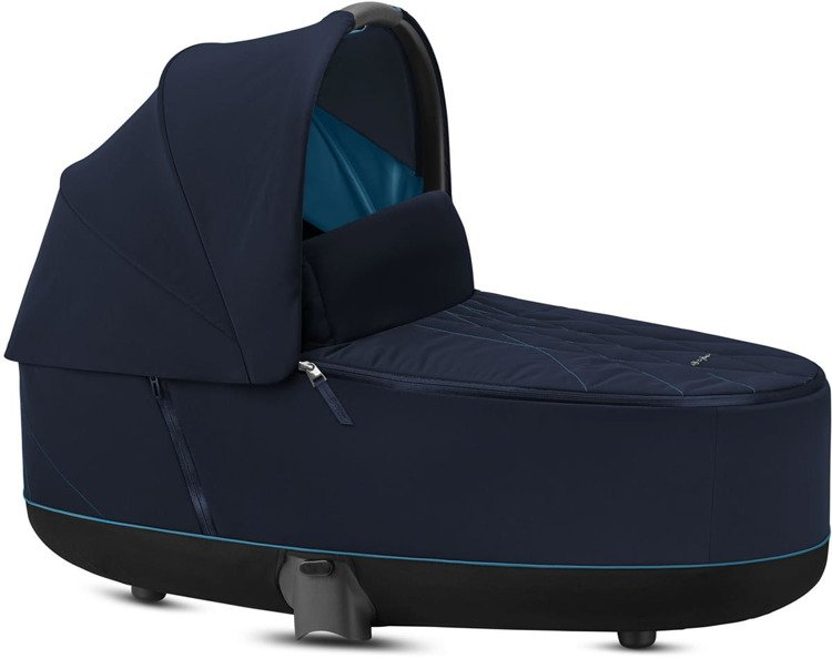 Cybex Priam e-Priam Lux Nautical Blue Ratu kulba