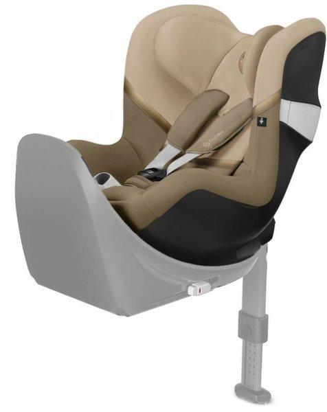 Cybex Sirona M2 I-size Classic Beige Bērnu autosēdeklis 0-18 kg