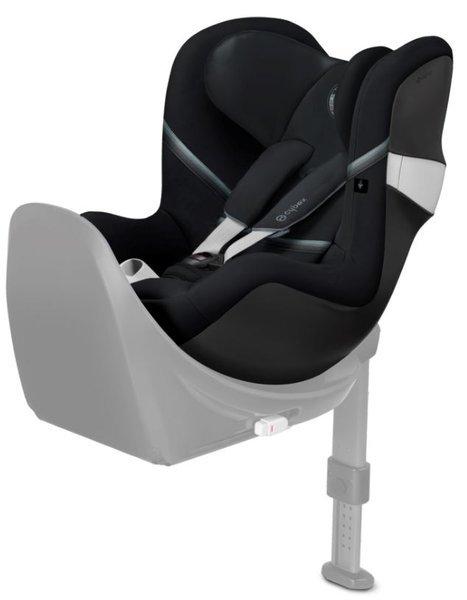 Cybex Sirona M2 I-size Deep Black Bērnu autosēdeklis 0-18 kg