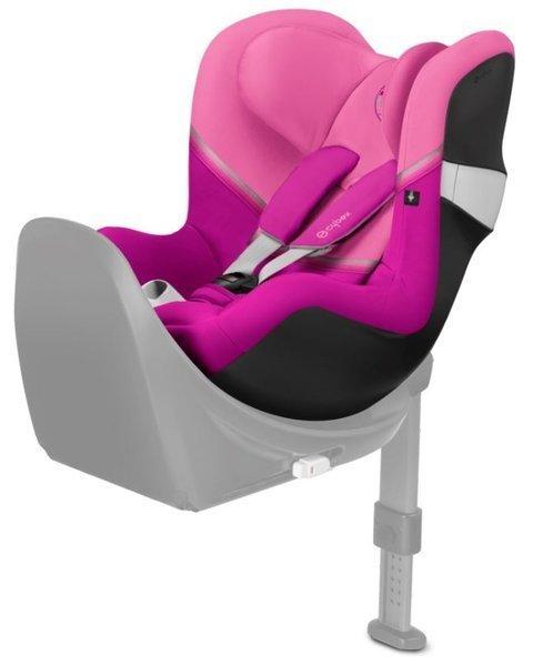 Cybex Sirona M2 I-size Fancy Pink Bērnu autosēdeklis 0-18 kg