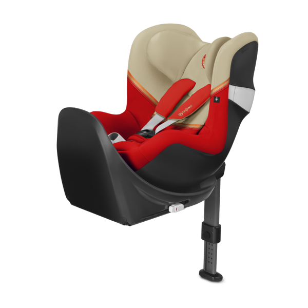 Cybex Sirona M2 I-size + ISOFIX Base M Autumn Gold Bērnu autosēdeklis 0-18 kg