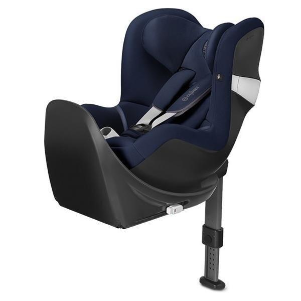 Cybex Sirona M2 I-size + ISOFIX Base M Denim Blue Bērnu autosēdeklis 0-18 kg