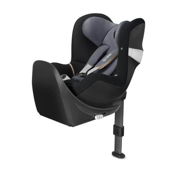 Cybex Sirona M2 I-size + ISOFIX Base M Graphite Black Bērnu autosēdeklis 0-18 kg