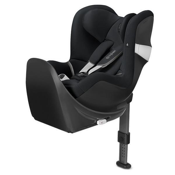 Cybex Sirona M2 I-size + ISOFIX Base M Lavastone Black Bērnu autosēdeklis 0-18 kg