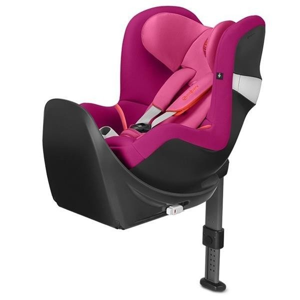 Cybex Sirona M2 I-size + ISOFIX Base M Passion Pink Bērnu autosēdeklis 0-18 kg