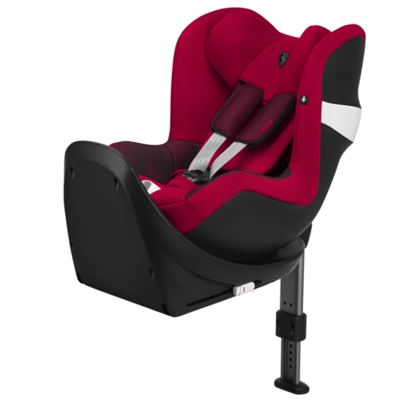 Cybex Sirona M2 I-size + ISOFIX Base M Racing Red - Ferrari Bērnu autosēdeklis 0-18 kg