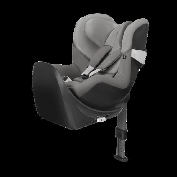 Cybex Sirona M2 I-size + ISOFIX Base M Soho Grey Bērnu autosēdeklis 0-18 kg
