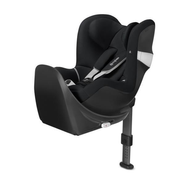 Cybex Sirona M2 I-size + ISOFIX Base M Stardust Black Bērnu autosēdeklis 0-18 kg