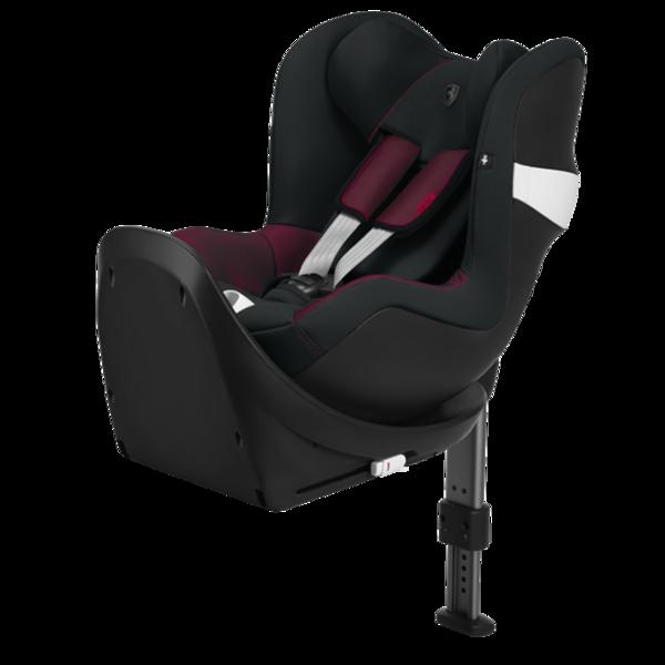 Cybex Sirona M2 I-size + ISOFIX Base M Victory Black - Ferrari Bērnu autosēdeklis 0-18 kg